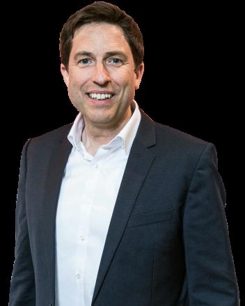 Florian Huber, Investoren-Szene München