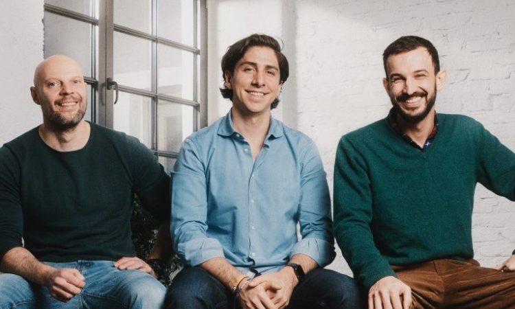 Die Gründer von I-do: Andreas Balle, Alexander Weinig und Julien Jockers, (v.l., Foto: I-do)