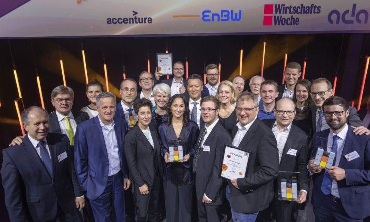 Deutscher Innovationspreis Verleihung 2019