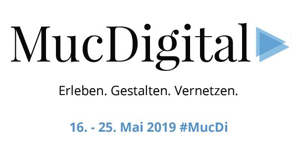 MucDigital 8. Münchner Webwoche