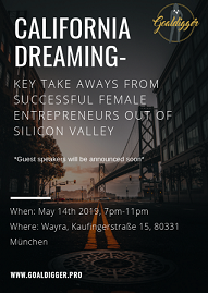 California Dreaming- Key takeaways from successful female entrepreneurs out of Silicon Valley