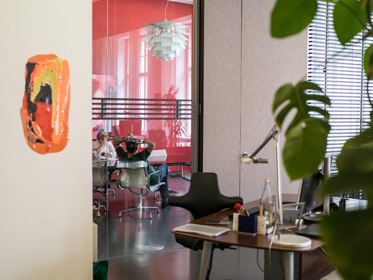 Target Partners Büro