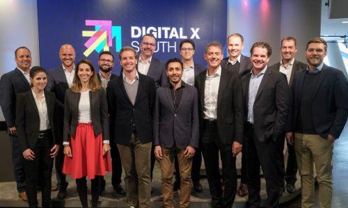Digital x south Gewinner