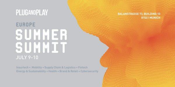 Europe Plug and Play Summer Summit