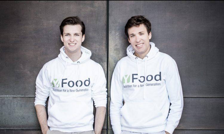 Gründer von Yfood Trinkmahlzeiten