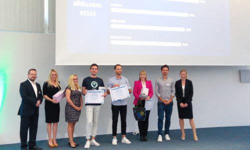 Ideenwettbewerb bei Startup München