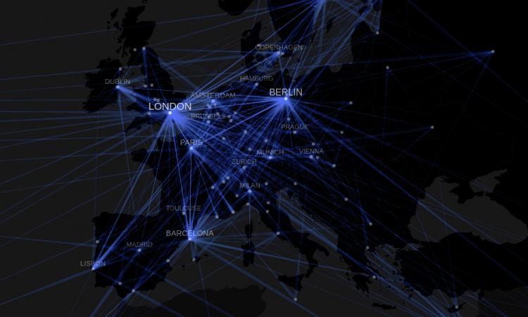 Startup Heatmap Europe 2019