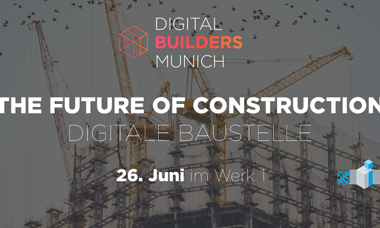 The Future of Construction - Digitale Baustelle