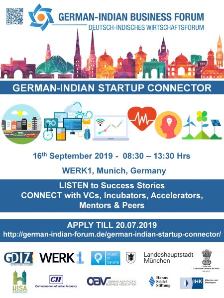 German-Indian Startup Connector 2019