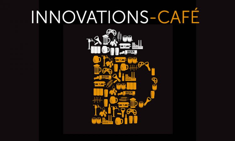 Innovations-Café goes Biergarten