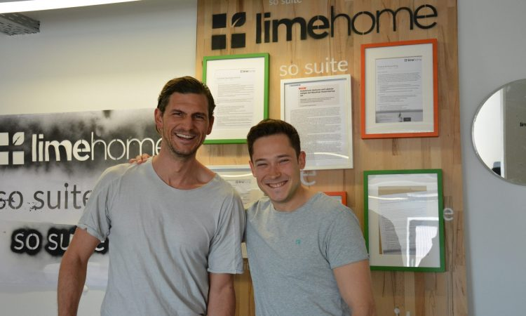 Limehome Gründerteam