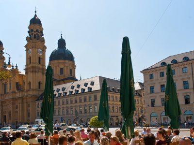 München Odeonsplatz Prognos Zukunftsatlas