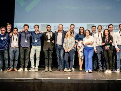 Techfounders 10. Batch