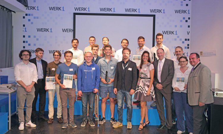 innovationspreis 2019 der stadt münchen