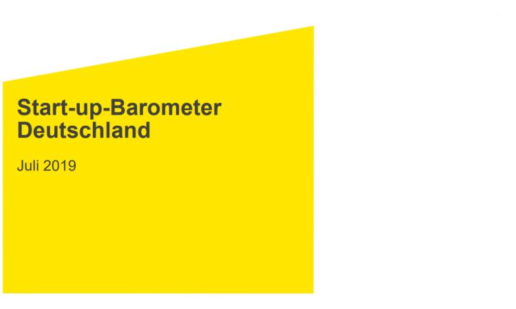 EY Startup-Barometer