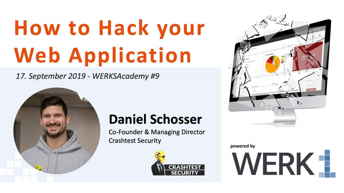 WERKSAcademy powered by Crashtest Security