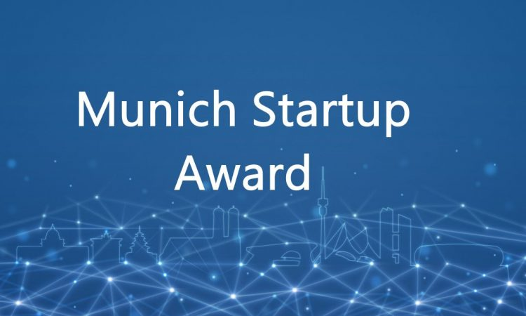 Munich Startup Award 2019