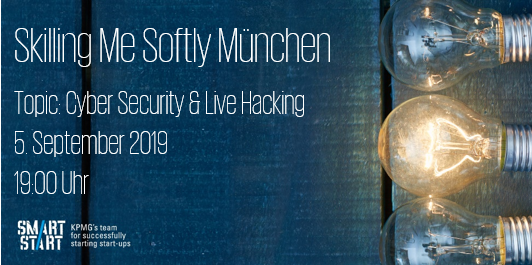 Skilling Me Softly - Cyber Security & Live Hacking