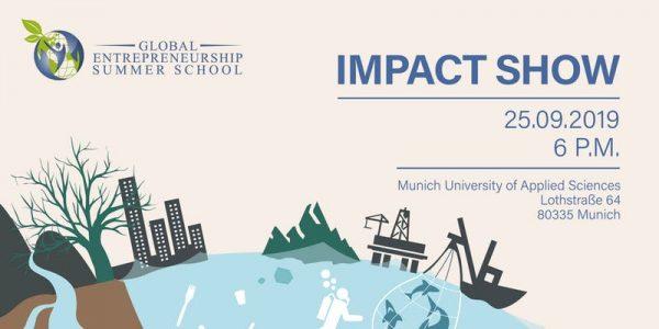 The Global Entrepreneurship Summer School (GESS) - Finals