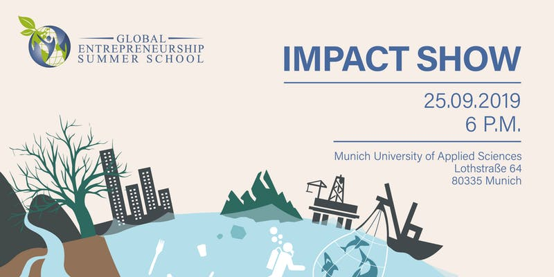 The Global Entrepreneurship Summer School (GESS) - Finals