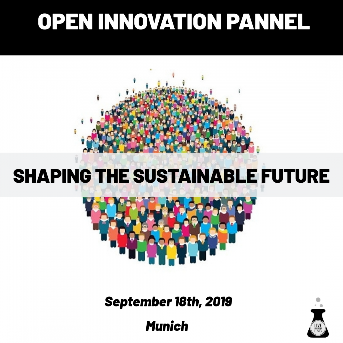 Open Innovation Panel - Shaping the Sustainable Future