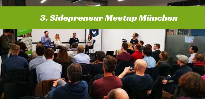 Sidepreneur Meetup München
