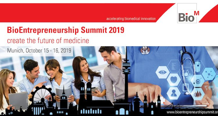 Bio Entrepreneurship Summit 2019
