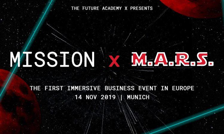 Mission x M.A.R.S.