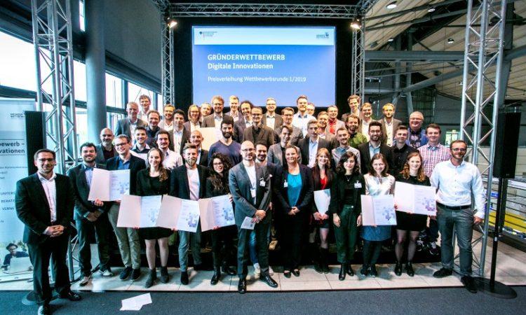 Münchner Startups bei Gründerwettbewerb