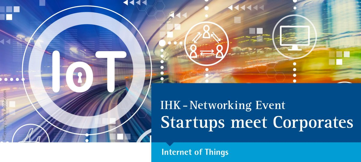 Startups meet Corporates (IoT)