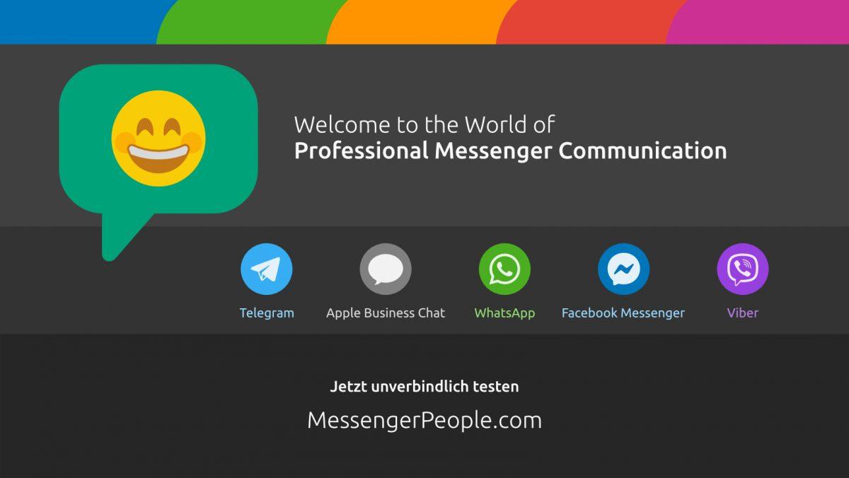 MessengerPeople GmbH