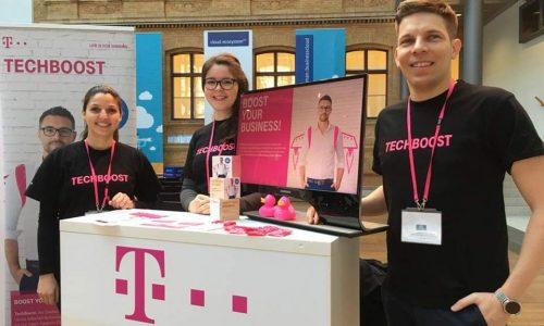 Techboost - Das Startup-Programm der Deutschen Telekom