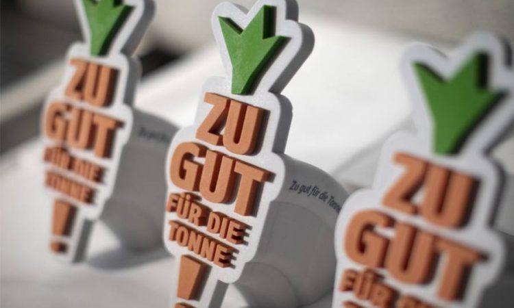 Wettbewerb 'Zu gut für die Tonne 2020'