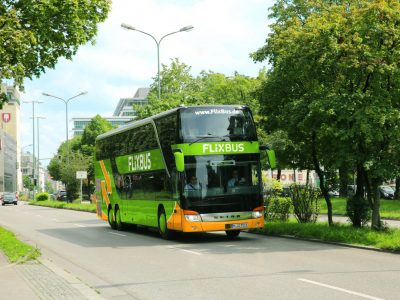 Flixbus Brennstoffzelle