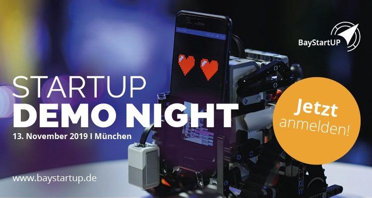 14. Baystartup Demo Night