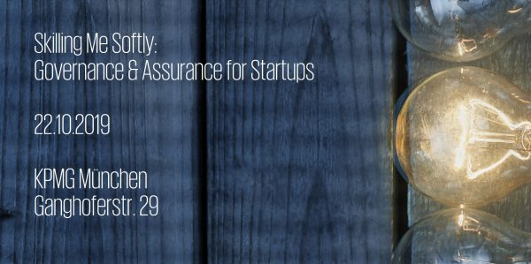 Skilling Me Softly - Governance & Assurance