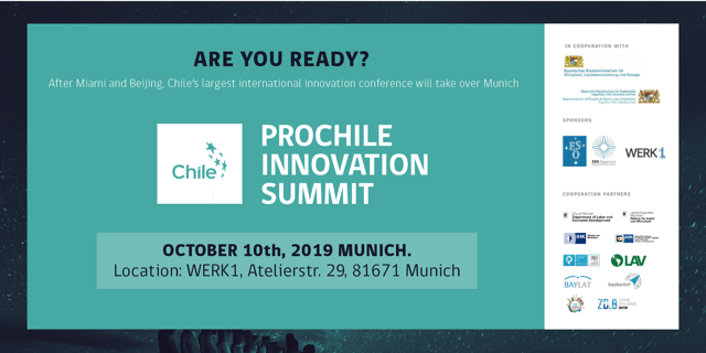 ProChile Innovation Summit Germany