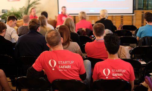 Startup Safari 2019