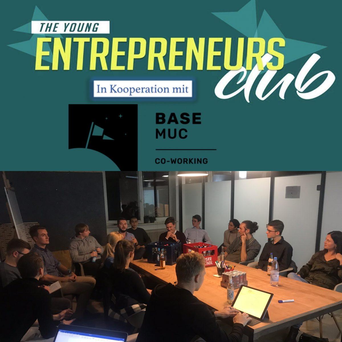 Young Entrepreneurs Club Meetup #7