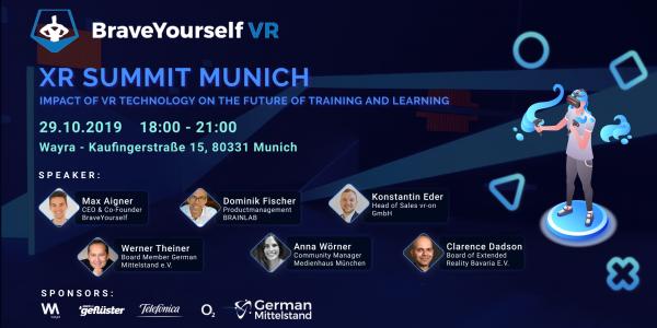 XR Summit Munich 2019