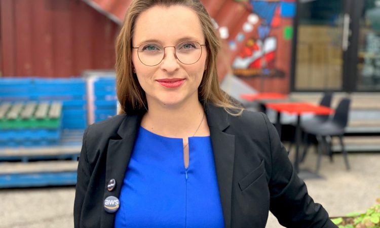 Ewa Treitz von AWS