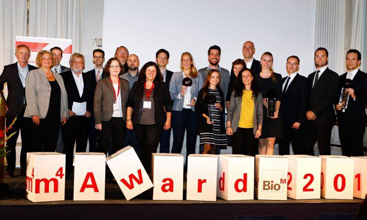 Fünf Teams werden mit m4 Award ausgezeichnet