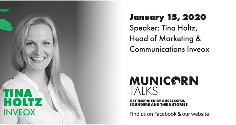 Municorn Talkes, Tina Holtz