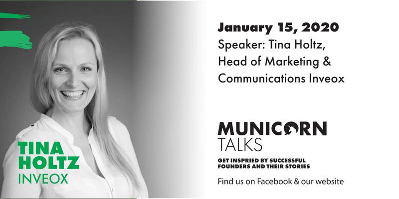 Municorn Talkes, Tina Holtz
