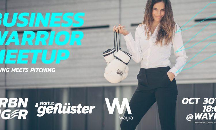 Business Warrior Meetup