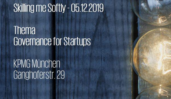 Skilling Me Softly - Governance-Insights for Startups