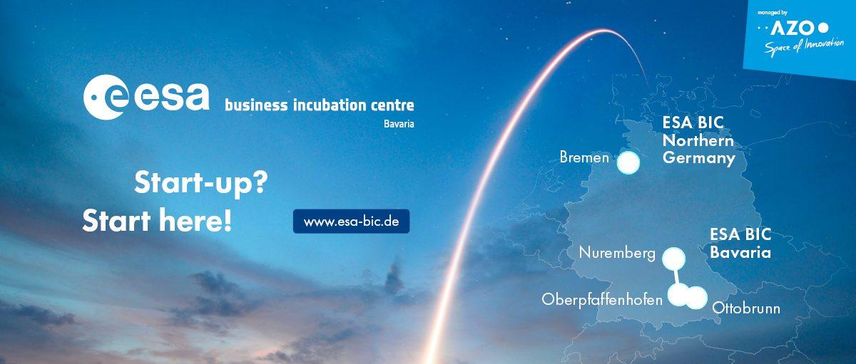 ESA BIC Bavaria managed by AZO