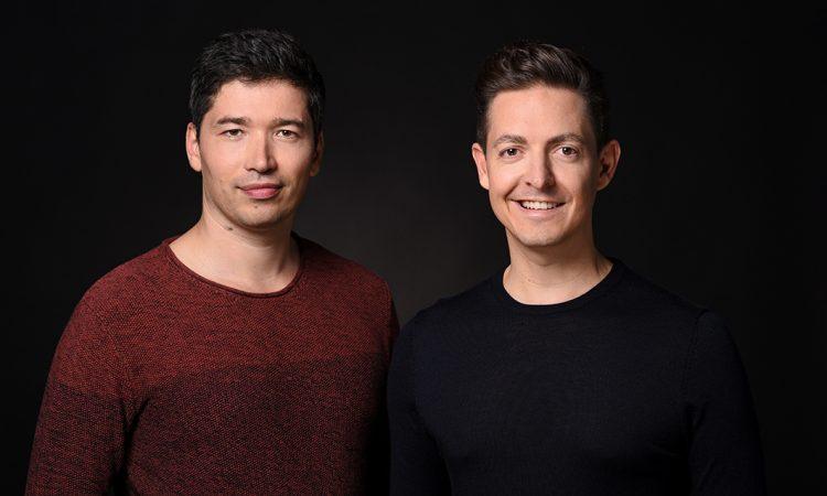 Die Gründer von Everreal Liviu Ignat und Nessim Djerboua (v.l.)