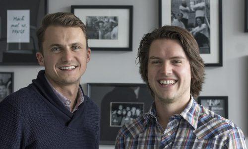 Die Gründer von Socialwave