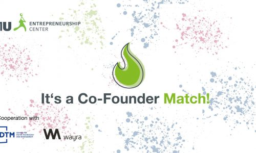 It's a Co-Founder Match